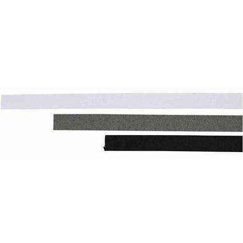 Paski do quillingu 5mm/78cm/100 szt.- biało/czarne - BICZ