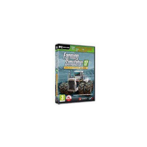 Farming simulator 17 dodatek big bud marki Blizzard