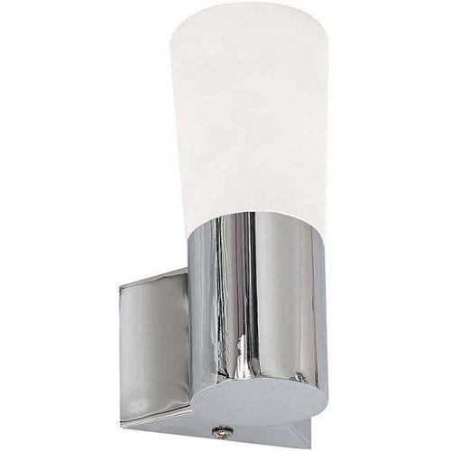 Milagro Kinkiet lampa ścienna bath 0026 łazienkowa oprawa led 4w ip44 chrom biały