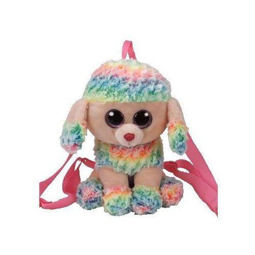 Plecak pluszowy piesek rainbow gear marki Ty