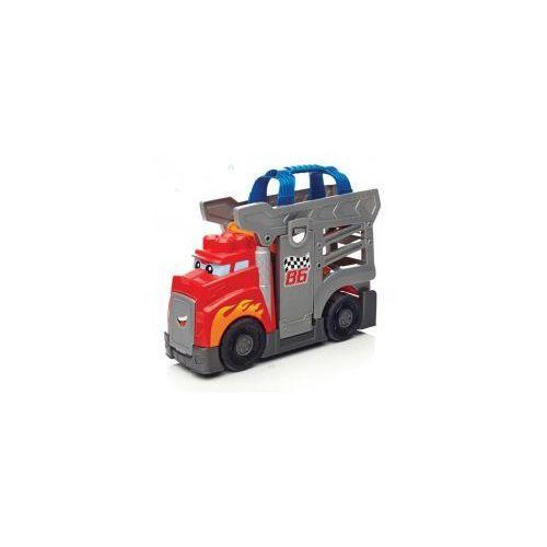 Mega Bloks Pojazd Wyścigowa ciężarówka First Builders*, CentralaZ7876