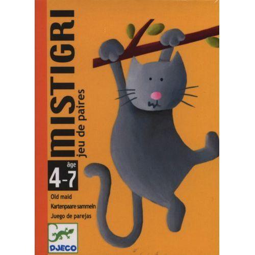 Gra karciana MISTIGRI DJ05105 - produkt z kategorii- Gry karciane