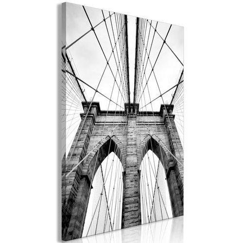Obraz - architektoniczne detale (1-częściowy) pionowy marki Artgeist
