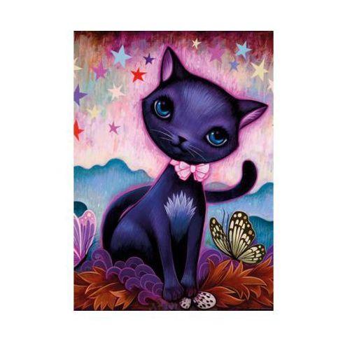 OKAZJA - Heye 1000 el. czarny kotek (4001689296872)