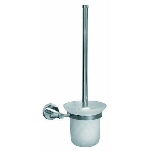 Szczotka wc for you znal + szkło matowe chrom marki Bisk