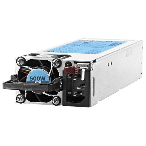 HPE 500W FS Plat Ht Plg Pwr Supply Kit (4514953601017)