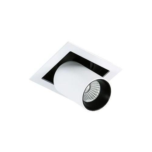Italux lampa stropowa mercanta gl7117-1/12w 3000k wh+bl (5900644325130)