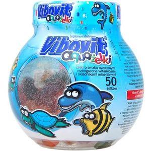 Vibovit aquażelki x 50 żelków (5900004072476)