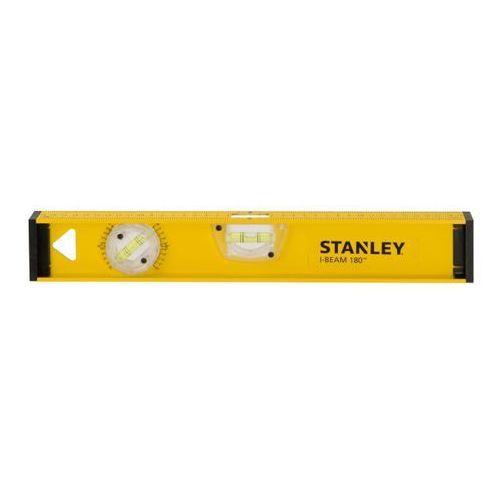 Stanley poziomica pro i-beam 180 z obrotową poziomicą - 40cm, 2 libelki 42-919 (3253561429194)