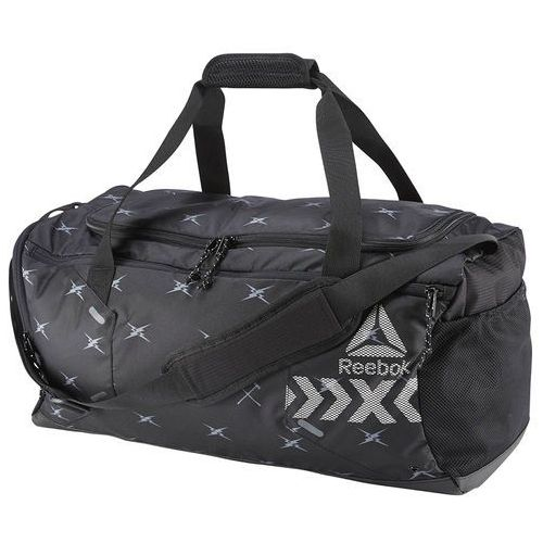Reebok Medium 48L Grip Duffle Black