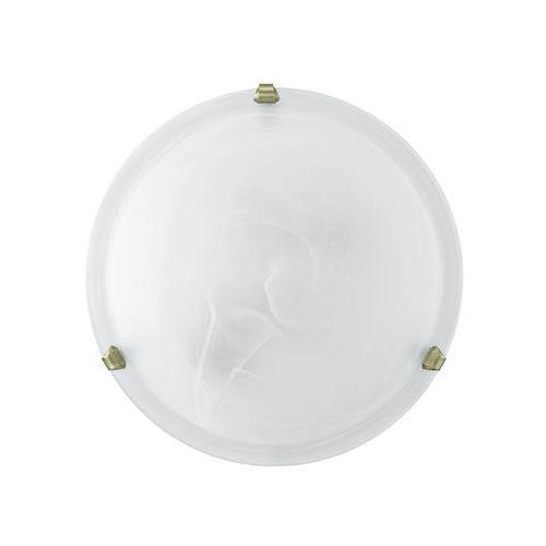 Plafon Eglo Salome 7902 lampa oprawa sufitowa 1x60W E27 biały/patyna, 7902