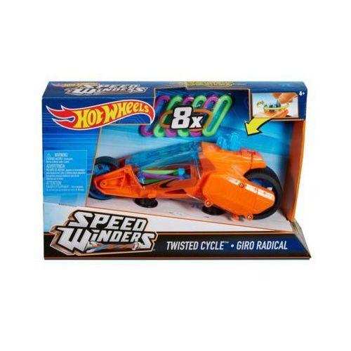 Hot wheels Mattel  autonakręciaki duży motocykl dbp68