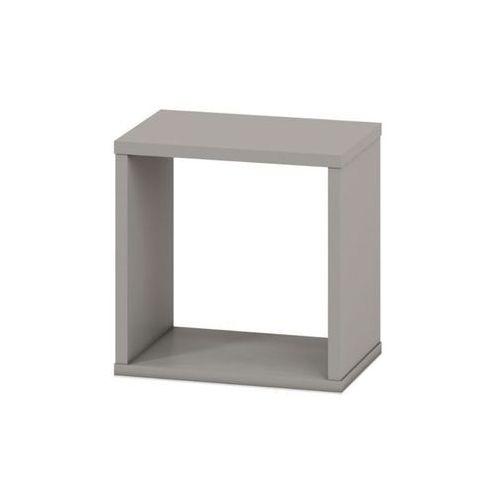 Slope 18w 19w półka kwadratowa biała marki Meble dla ciebie