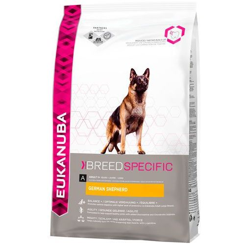 EUKANUBA Adult German Shepherd 2x12kg (8710974812289)