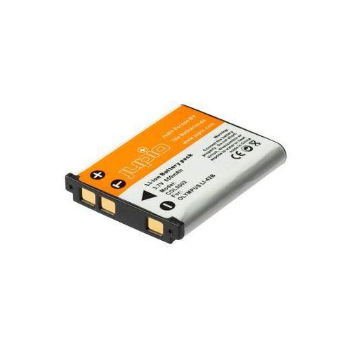 Akumulator JUPIO COL0002 Olympus Li-40B/Li-42B, COL0002_LI-40B