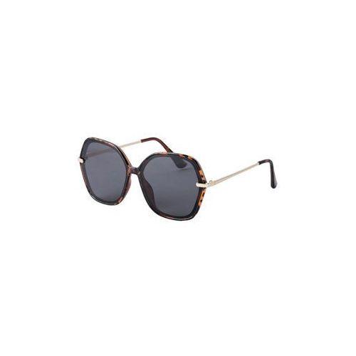 Mango Okulary Okulary przeciwsłoneczne Szylkret brązowy