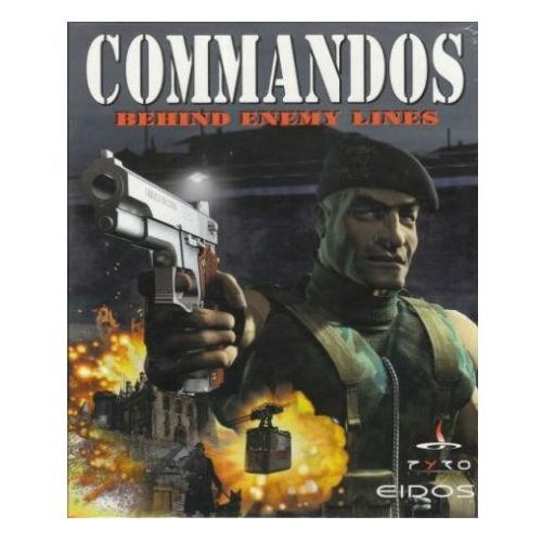 Commandos Behind Enemy Lines (PC)