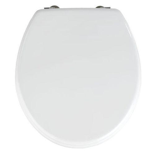Deska sedesowa PRIMA - MDF, biała, WENKO, B003IT6I0G
