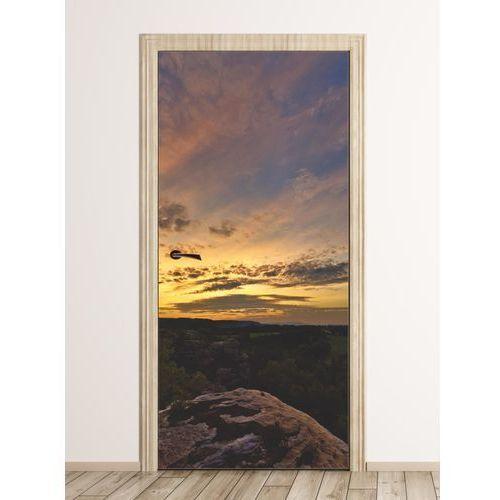 Fototapeta naklejka na drzwi górski krajobraz fp 6336 marki Wally - piękno dekoracji