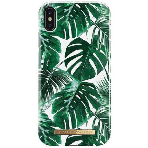 Ideal of sweden ab Ideal of sweden fashion case etui obudowa do iphone xs max (monstera jungle)
