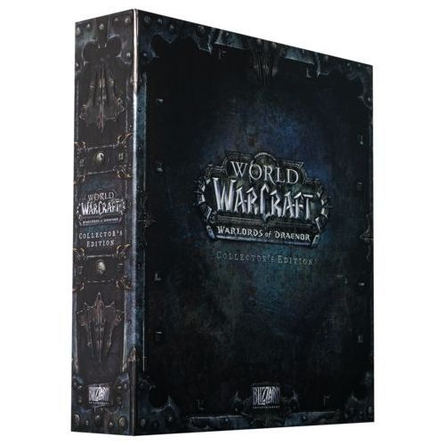World of Warcraft Warlords of Draenor - gra PC