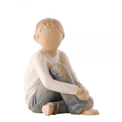 Troskliwe dziecko caring child 26228 susan lordi marki Willow tree