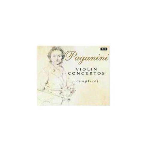 Brilliant classics Violin concertos (5028421995823)