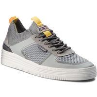 Sneakersy - nestor 16833613 medium grey n807 marki Napapijri