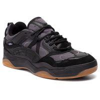 Sneakersy VANS - Varix Wc VN0A3WLNQTF1 Black/Black, kolor czarny