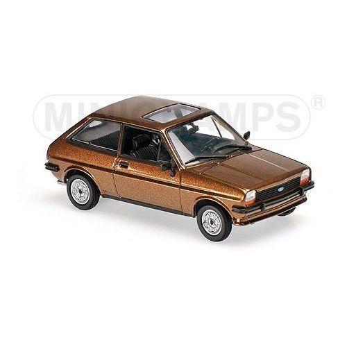 Minichamps Ford fiesta 1976 (light brown metallic) - darmowa dostawa! (4012138134911)