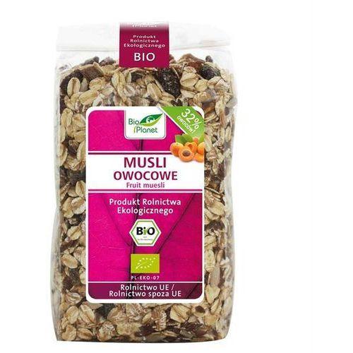 : musli owocowe bio - 300 g marki Bio planet