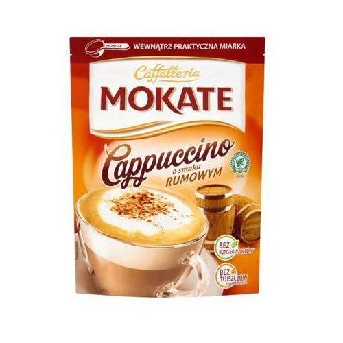 MOKATE 110g Cappuccino Rumowe Kawa rozpuszczalna