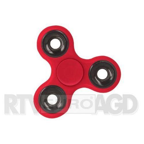 gsm029014 hand fidget spinner (czerwony) - produkt w magazynie - szybka wysyłka! marki Setty