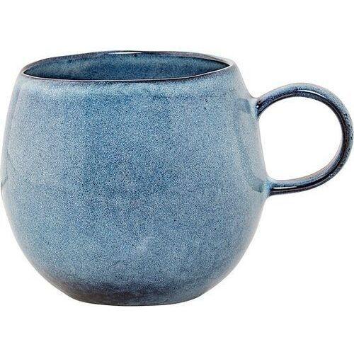 Bloomingville Kubek sandrine niebieski 10,5 cm (5711173138272)