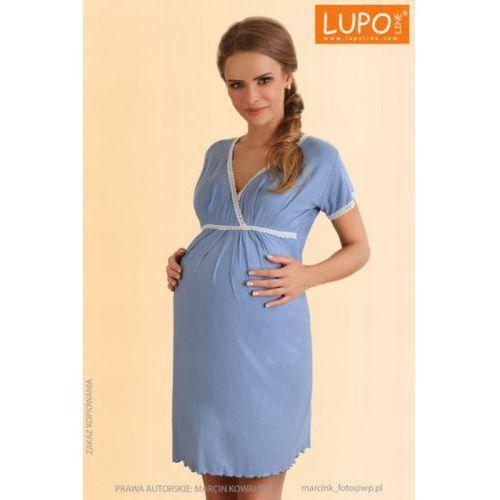 Lupoline Koszula nocna model 1397 blue