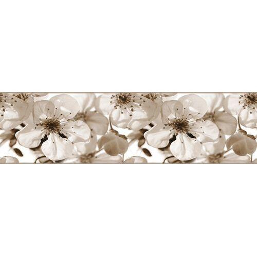 Bordiura samoprzylepna Kwiat jabłoni, 500 x 14 cm (8595577982160)