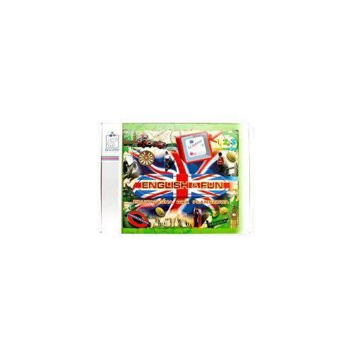 Gra edukacyjna ENGLISH&FUN Beniamin ANGIELSKI