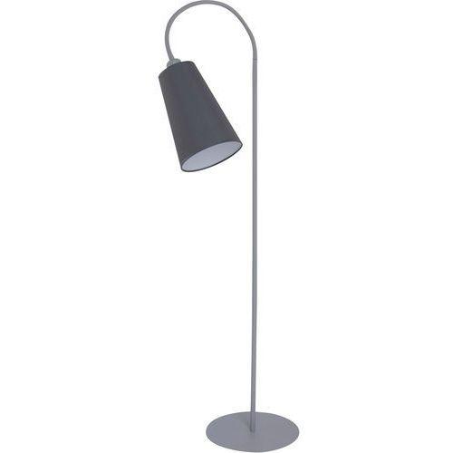 Lampa podłogowa WIRE GRAY 1xE27/60W/230V szary, 3078
