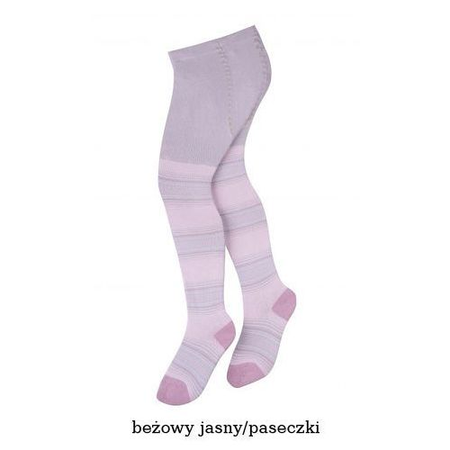 Rajstopy cotton candy 071 dziewczynka 92-122 104-110, jeans-serduszka, steven, Steven