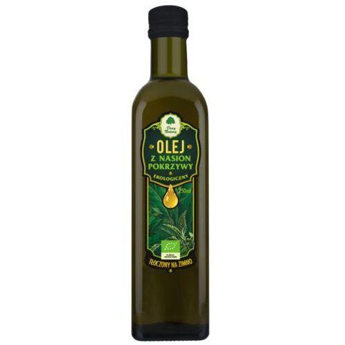 Dary natury - test Olej z nasion pokrzywy bio 250 ml - dary natury (5902581616227)