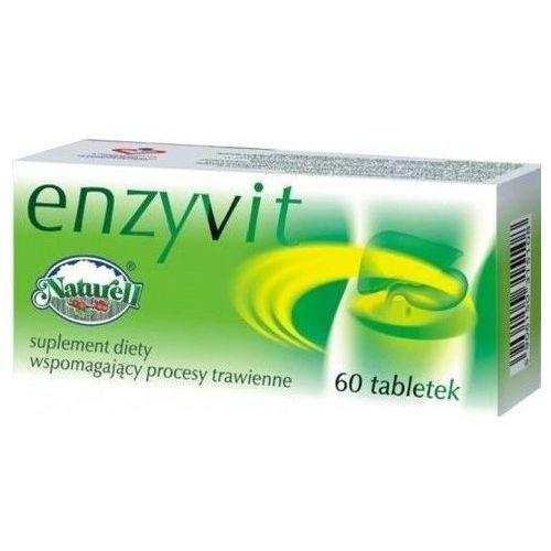 Enzyvit x 60 tabletek marki Naturell