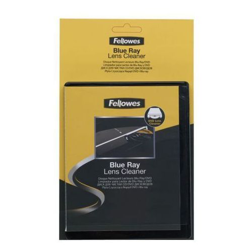 Fellowes zestaw do czyszczenia odtwarzaczy blu-ray/dvd