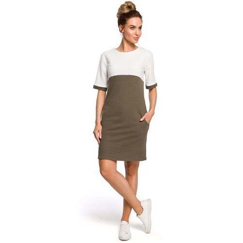 d4bfb7364fe317 Suknie i sukienki Rodzaj: tulipan, Rodzaj: z kieszeniami, ceny ...