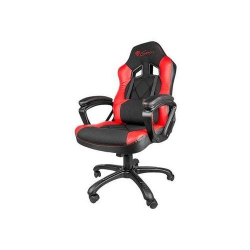 Fotel GENESIS SX33 Gaming Chair Czarno-czerwony, NFG-0752. Najniższe ceny, najlepsze promocje w sklepach, opinie.