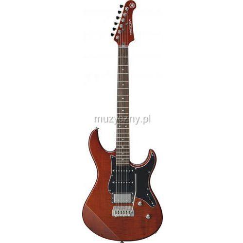 Yamaha  pacifica 612v mkii fm rtb gitara elektryczna