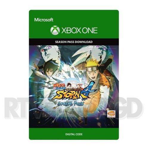 Microsoft Naruto shippuden: ultimate ninja storm 4 - season pass [kod aktywacyjny]