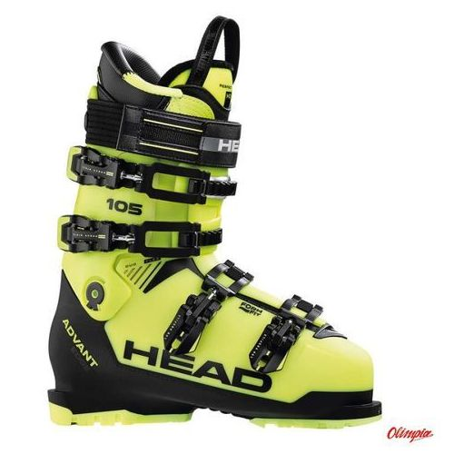 Buty narciarskie Head Advant Edge 105 Yellow/Black 2018/2019
