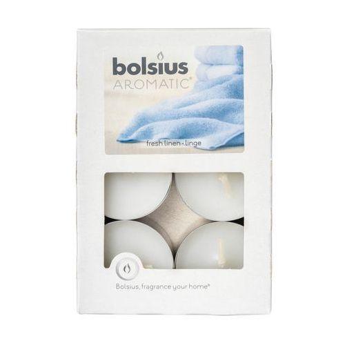 Podgrzewacz zapachowy aromatic świeże pranie 6 szt. marki Bolsius
