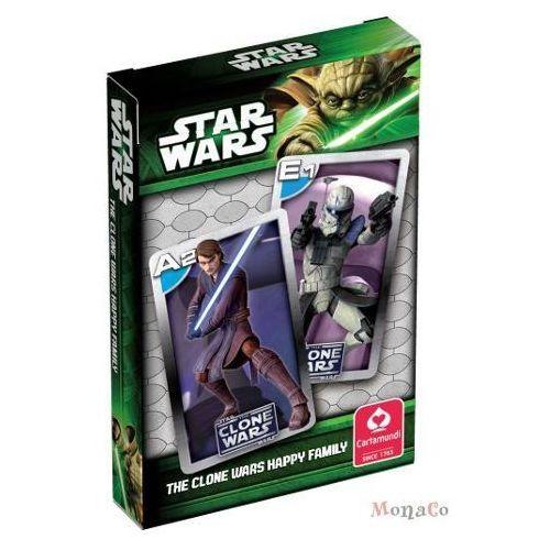 Cartamundi Karty star wars clone wars - kwartet - karty star wars clone wars - kwartet - cartamundi
