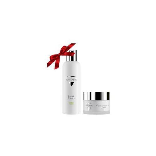 OKAZJA - Arkana Prezent:  pyruvic solution krem + płyn